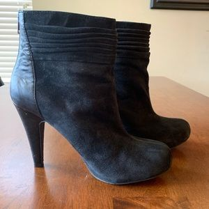 Gianni Bini Black Booties
